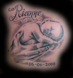 Baby Name Tattoos For Women | Pin Grey Baby Footprint With Lennon Name Tattoo On Young Womans Foot ...