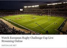 Watch European Rugby Challenge Cup Live Stream Online