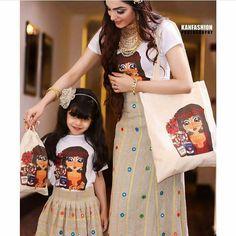 Ramadan Cards, Ramadan Gifts, Little Girl Dresses, Girls Dresses, Fancy Kurti, Ramadan Decorations, Girl Dress Patterns, Abaya Fashion, Muslim Women