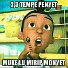 Memes Humor, Jokes Quotes, Haha, Meme Stickers, Memes Funny Faces, Cartoon Jokes, Funny Times, Instagram Story Ideas, Animal Quotes