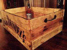 DIY Pallet Beverage #Box - Pallet Crate! | 99 Pallets