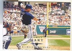 2008 Upper Deck 59 Corey Hart Milwaukee Brewers (Baseball Cards) >>> Check this awesome product by going to the link at the image.