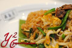 Duck Egg Char Keow Teow 鸭蛋炒粿条(RM10.80)