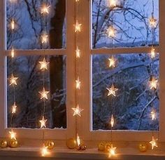 Cheap curtain linen, Buy Quality light blue sheer curtains directly from China curtain voile Suppliers: LED Star Curtain Lights Xmas String Light Christmas Fairy Navidad Wedding Decoration Trinkle Fairy Lighting EU Plug Noel Christmas, Winter Christmas, All Things Christmas, Christmas Windows, Hygge Christmas, Christmas Pictures, Bohemian Christmas, Cottage Christmas, Christmas Snowflakes