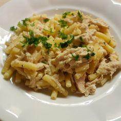 Csirkés ételek, ahogy ti szeretitek - kotkodakonyhaja.hu Chicken Alfredo, Health, Ethnic Recipes, Food, Alfredo Chicken, Health Care, Eten, Healthy, Meals