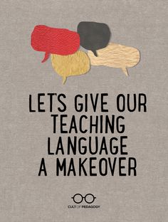 "Let's Give Our Teaching Language a Makeover (via Cult of Pedagogy) (February ""This mini-makeover shows how revising our language in common classroom scenarios can send a completely different message. Instructional Coaching, Instructional Strategies, Teaching Strategies, Teaching Resources, Teaching Ideas, Teacher Education, New Teachers, Student Teaching, Music Education"