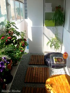 30 Small And Functional Balcony Ideas #302