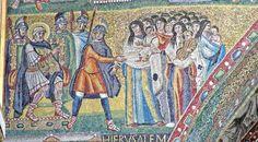 Santa Maria Maggiore, Rome Triumphal Arch, Massacre of the Innocents