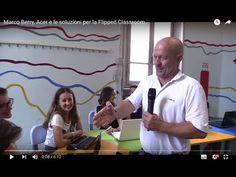Marco Berry, Acer e le soluzioni per la Flipped Classroom Acer, Flipped Classroom, Flipping, Youtube, Berries, Baseball Cards, Sports, Bury, Youtubers