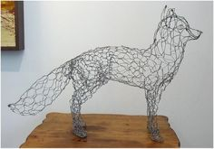 how to do Wire Sculptures - Google Search