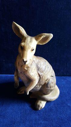 Vintage UCTCI ceramic kangaroo 1970s