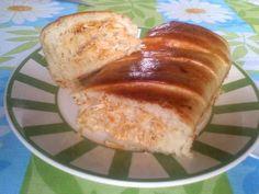 Veja e Copie - Aprenda a fazer a Receita de Pão de batata recheado com frango e queijo