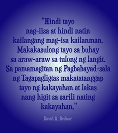 Pin by All Things Tagalog! on Inspirational Tagalog Quotes ...