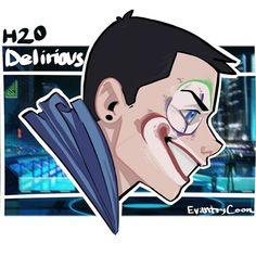 H20 Delirious, Bbs Squad, Vanoss Crew, Banana Bus Squad, Youtube Gamer, I Tried, Amazing Art, Youtubers, Disney Characters