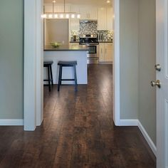 Pergo XP Rustic Espresso Oak 10 mm Thick x 6-1/8 in. Wide x 54-11/32 in. Length Laminate Flooring (1001.28 sq. ft. / pallet)