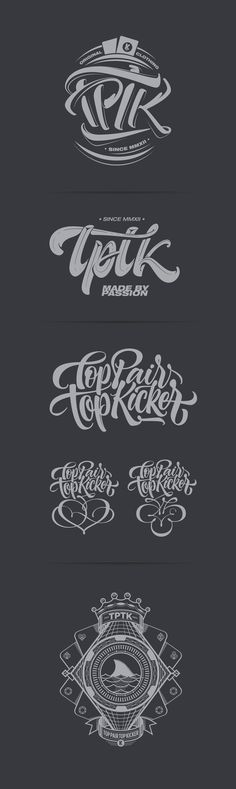 TPTK T-shirts on Behance