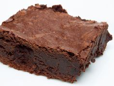 Paleo Brownies with sweet potato and honey.