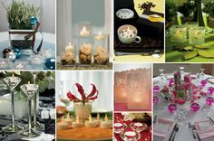 wedding decor, decor accessories