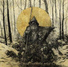 Draugadróttinn - Lord of the Undead .Hel, Goddess of the Underworld