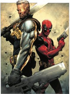 Buy DEADPOOL OPENA VAR from Marvel Comics and other great comics & collectibles at discounted prices. Marvel Comics Art, Marvel Comic Universe, Marvel Vs, Rogue Comics, Punisher Marvel, Comic Book Artists, Comic Books Art, Comic Art, Cable Marvel