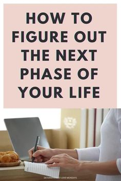New ways to figure out the next phase of your life. Coping Skills, Life Skills, Life Lessons, Counseling Techniques, 1000 Life Hacks, Achieving Goals, Finding Happiness, Future Goals, Hard Times
