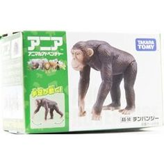 PChome Online 商店街 - playGO玩具館 - TAKARA TOMY ANIA探索動物★~ AS14 黑猩猩_ AN49214