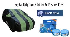 #Autofurnish Summer Sale! Get Free Car Air Freshner with #CarBodyCover. Offer Limited Period only. Shop Now! http://www.autofurnish.com/car-body-cover