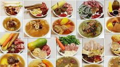 Soup 27 types