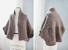 brooklyn tweed inversion cardigan