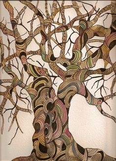 Swiggly Tree by jjlcooterpie, via Flickr