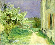 The Maison at Vernouillet, 1909 (oil on canvas), Bonnard, Pierre (1867-1947)