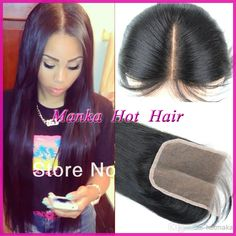 hotmaka offers you various kinds of gorgeous lace top wig, april lace wigs closure and closures for weaves in our shop here. These are the good  free shipping top closure lace closure hair top closure 100% brazilian virgin hair natural black silk straight hair can be dyed top quality you want to buy. Just choose what you need.