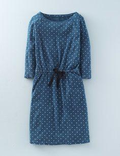 Peggy Drawstring Dress