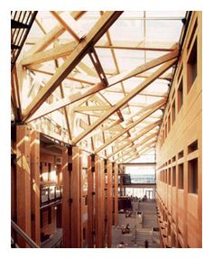Wood Architecture 3