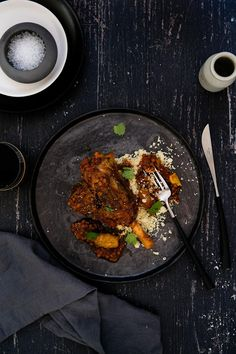 Lamb shanks used to be cheap cuts but they became all the rage a few years ago. Now they are a succulent treat. Try Angela Casley's tasty recipe. Lamb Shank Recipe, Lamb Shanks, Tasty, Yummy Food, Winter Food, Food Art, Delish, Curry, Treats