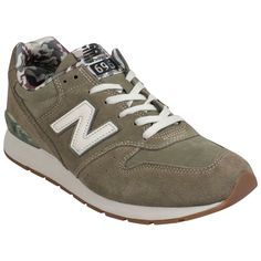 Shop New Balance 696 Urban Noise Running Sneaker in Olive Green at http://inf.shoes/1HxyqjH. FREE Shipping, Easy Returns! #NewBalance #Mens #Shoes #Sneaker #Running #Olive #Green #Camo #Suede
