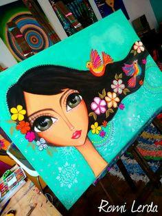 DesertRose,;,beautiful painting,;,