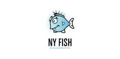 New York Fish - LogoMoose