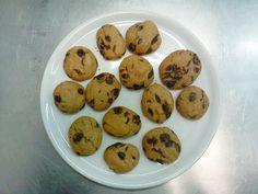 Receta de Auténticas cookies