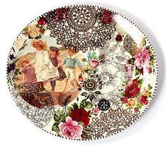 revista íntegra: Calu Fontes – A Maga da Porcelana