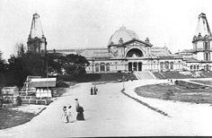 Ally Pally. Yonks Ago. North London, Old London, Alexandra Palace, English Characters, The Past, England, Tours, Landscape, Wood