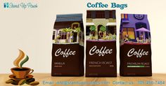 Swisspac provides different colors of ‪#‎coffeebags‬ which are always attention of one's eye but for that we take utmost care while making such coffee bags. As such the materials which are used to pass on the color to the bag do not react with the inner stuff and thereby cause some reactions which are harmful. Know more visit at http://www.standuppouches.com/coffee-bags.html