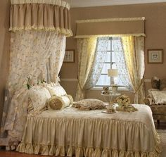 girl's princess room