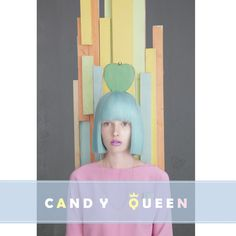 "Today we'll present our theme ""Candy Queen"". Please stay tuned ;*"