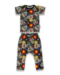 Sugar Skulls Pyjama Set