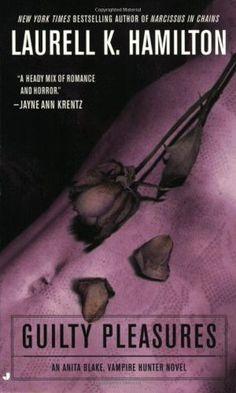 Mini Review: Guilty Pleasures – Laurell K. Hamilton