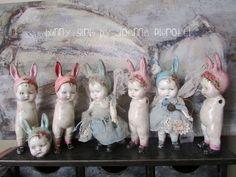 Bunny girls by Joanna Pierotti