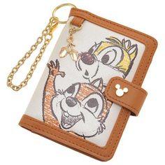 Chip 'N Dale Sketch Card Holder