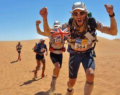 2012 Marathon des Sables Endurance Race