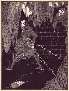 Harry Clarke - Poe Tales of Mystery and Imagination